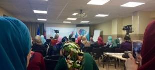 Сегодня, 25 ноября 1-й день съезда.  Итоговая резолюция научно-практической женской конференции