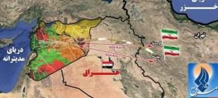 İran Zülfikar'la  DAEŞ'i vurdu Şİİ koridoru kurdu!