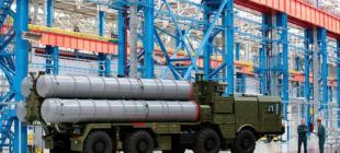 Российский «Триумф» берет под защиту небо Китая
