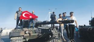 Турецкий мятеж был обречен