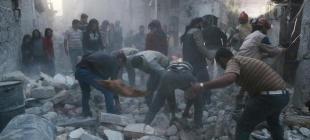 ABD Halep'i Türkiye PYD'yi vurdu!
