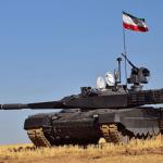 İran muharebe tankı üretimine başladı