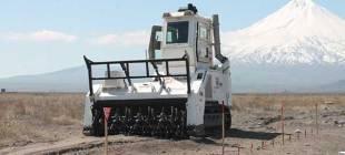 Ermenistan, İran, Azerbaycan sınırındaki mayınlar temizleniyor