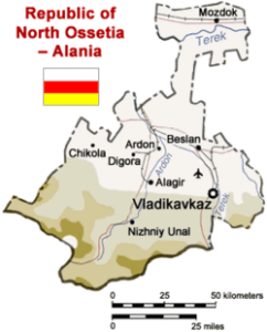 north_ossetia_map