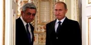 """""""Putin planına"""" qarşı """"ABŞ düsturu"""": Sarkisyanın hücumunun sirri"""