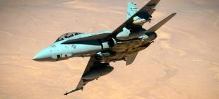 В сирийском небе начинается война без правил