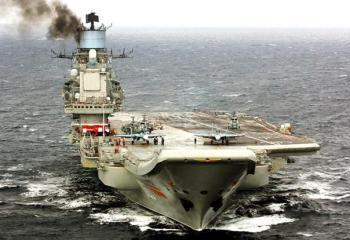 Модернизация «Адмирала Кузнецова» 40 млрд. не ограничится