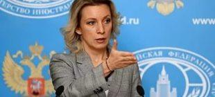 Mariya Zaharova, Rus-Türk ilişkilerinin düzeleceğine inanıyor