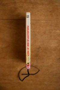 Notitieboek van het kinderboek Marjoleintje, doe je mee?   gemaakt door Kaftwerk.com