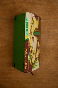 Notitieboek van het kinderboek Gerdientje | gemaakt door Kaftwerk.com