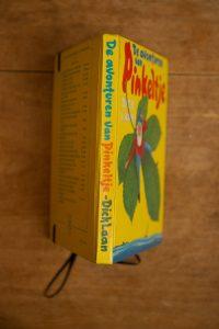 Notitieboek van een Pinkeltje boek | gemaakt door Kaftwerk.com