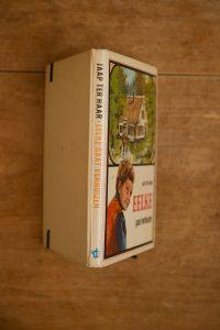 Notitieboek van het kinderboek Eelke gaat verhuizen | gemaakt door Kaftwerk.com