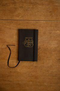 Notitieboek Pelgrimsreis | gemaakt door Kaftwerk.com