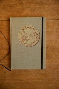 Notitieboek van het kinderboek De Wagenmenner | gemaakt door Kaftwerk.com