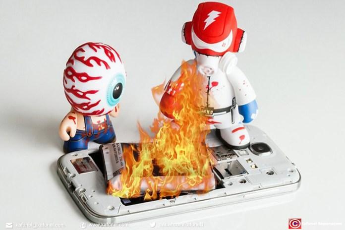 Tous les problèmes de batterie ne peuvent pas être gérées de manière logicielle, pas vrai Samsung ? © AndroidPIT