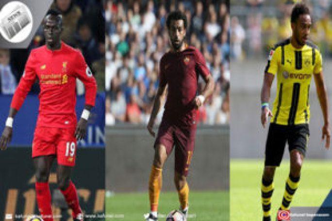 Ballon d'Or 2017 : Aubameyang, Salah et Mané annoncés à Accra 1