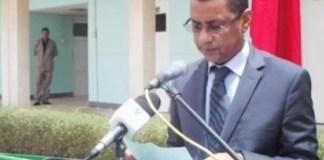 Mohamed Lemine O. Aboy, nouvel ambassadeur de la Mauritanie au Maroc