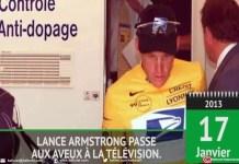 Il y a 5 ans, Lance Armstrong avouait s'être dopé sur le plateau d'Oprah Winfrey