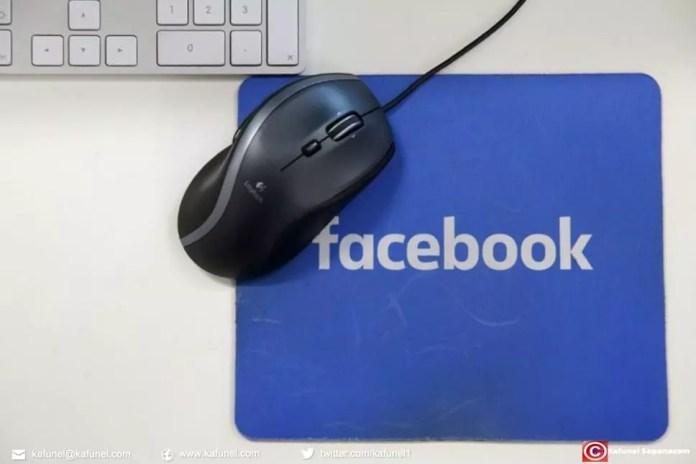 Le logo Facebook photographié à Londres le 4 décembre 2017