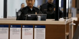 Les douanes américaines demandent désormais les comptes de réseaux sociaux aux visiteurs. [Reuters]