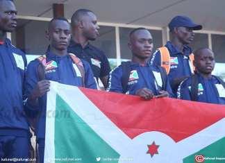 Equipe Imboneza FC de New Generation ( Burundi )
