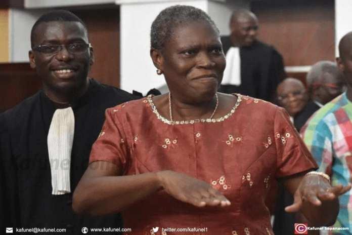 La signification de l'amnistie présidentielle de Simone Gbagbo et de Moïse Lida Kouassi et d'autres en Côte d'Ivoire ce jour du 07-Août 2018. 1