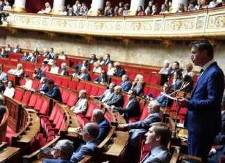 L'Assemblée nationale a voté une nouvelle définition de l'entreprise. Image d'illustration. @ GERARD JULIEN / AFP