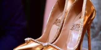 Une paire de chaussure à 17 millions d'euros
