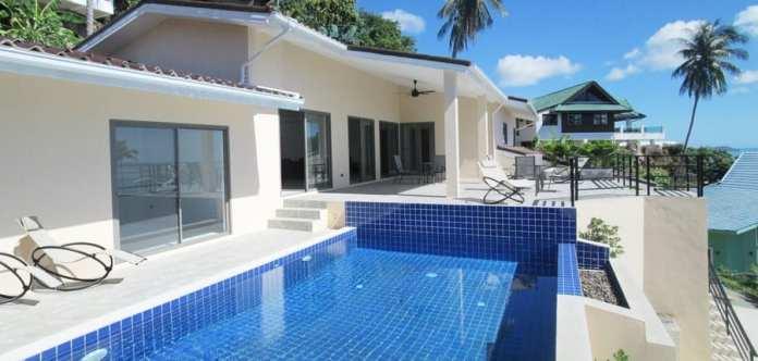 03-Villa Samui (Sud Thailand) vue sur mer