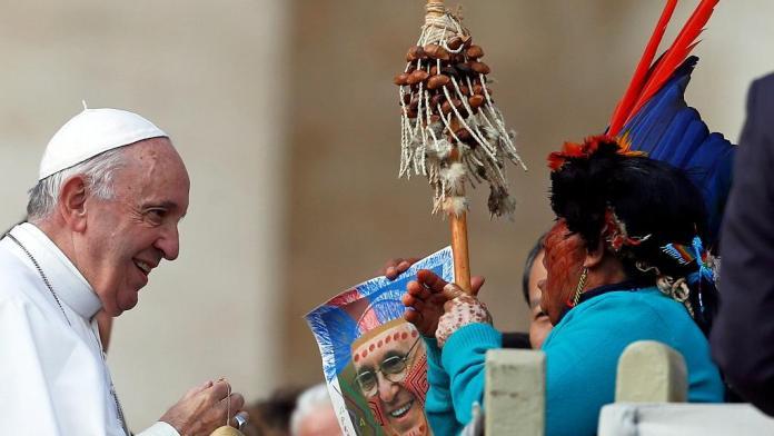 Le pape François attendu au Maroc en mars