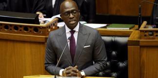 Malusi Gigaba, ministre sud-africain de l'Intérieur était la cible de tentatives d'extorsion