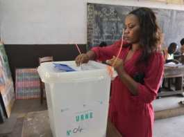 Le scrutin a été validé par la CEI malgré quelques violences