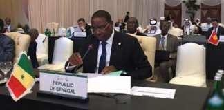 Mankeur Ndiaye, nouveau Secrétaire général adjoint de l'Onu