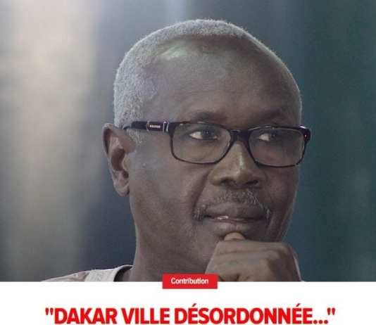 """Dakar """"capitale de l'émergence'', ville désordonnée et bruyante (Par Mody Niang)"""