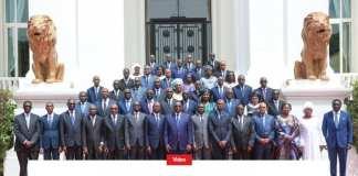 Premier Gouvernement (Senegal) du second mandat de Macky Sall