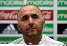 Djamel Belmadi (sélectionneur de l'Algérie)