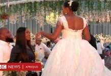 Invité à un somptueux mariage au Nigeria