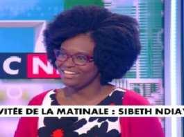 Sibeth Ndiaye, la nouvelle porte-parole du gouvernement français1
