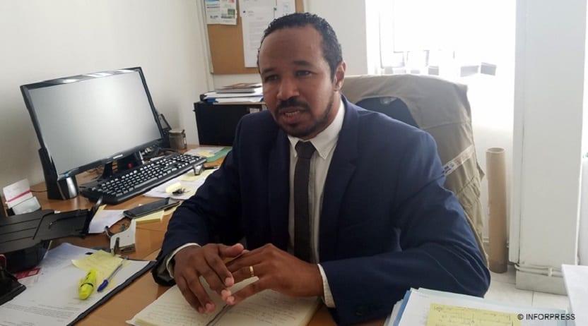Alexandre Nevsky, directeur national de l'environnement (Cabo Verde)