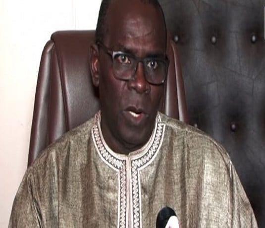 Aymérou Gningue «Nous préparons sereinement le vote du projet de réforme»
