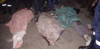 Voici les terribles images de l'accident de Thiaroye (Ames sensibles s'abstenir)
