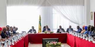 Conseil des Ministres du 8 mai 2019