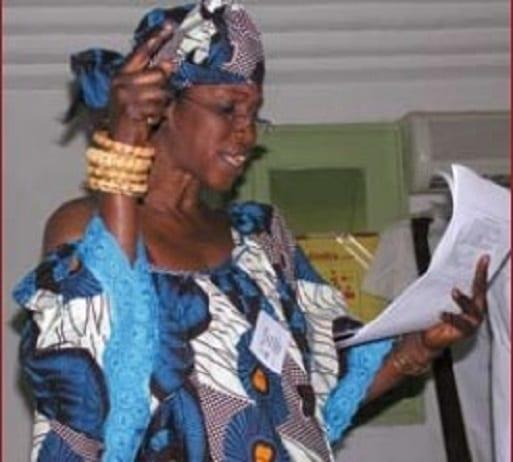 Mame Coumba Guèye, Animatrice Fédération Agro-Pasteurs de Diender