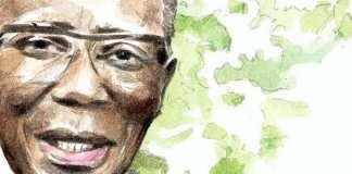 Léopold Sédar Senghor, Président de la République du Sénégal (de 7 septembre 1960 au 31 décembre 1980 )