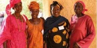 problématique de l'accés des femmes au foncier au sénégal