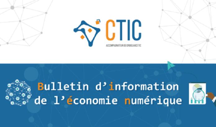 Numéro 17 - Juin 2019- Bulletin d'Information de l'Économie Numérique (BIEN!) - Proudly powered by CTIC Dakar