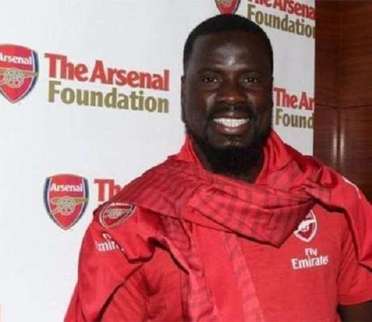 Emmanuel Eboué a joué la finale de la Ligue des champions 2006 avec Arsenal.