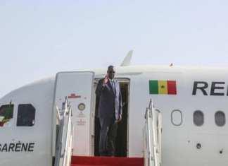 Macky Sall quitte Dakar aujourd'hui pour…