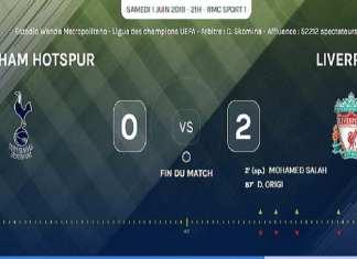 Revivez le film du match sur notre live commenté - Capture