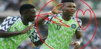 CAN 2019: Le Nigérian Samuel Kalu victime de déshydratation
